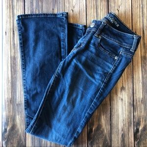 American Eagle Outfitters Kick Boot Jeans 2